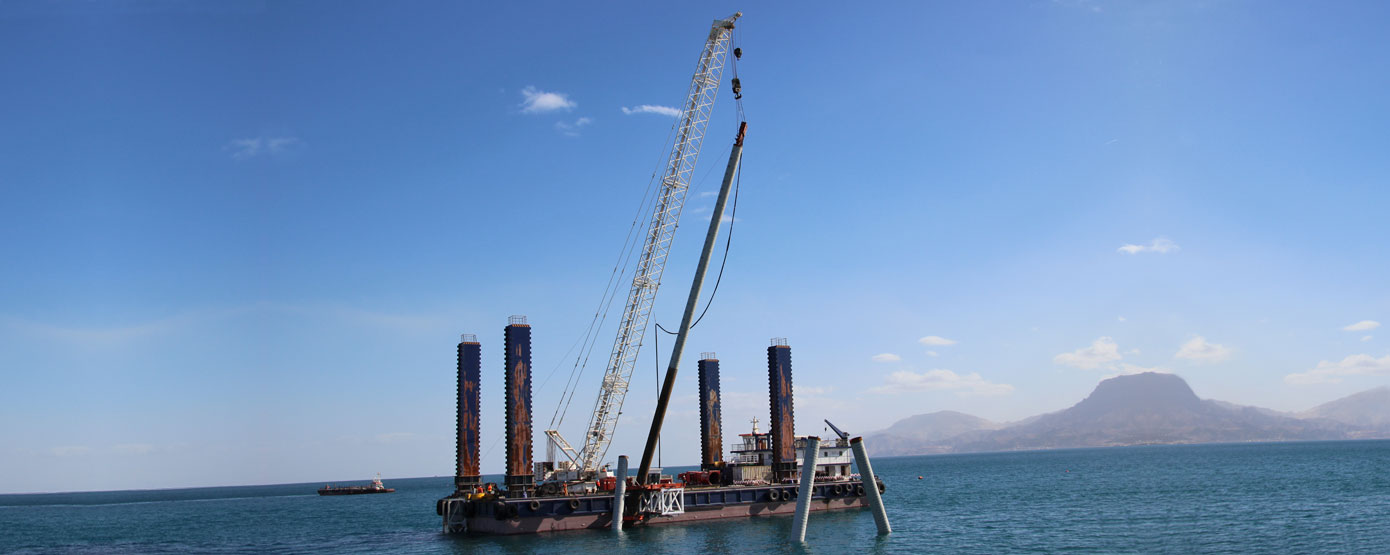 Spanopoulos - Marine and Offshore Works