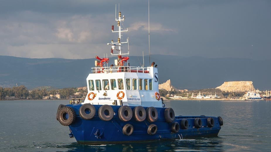 Tugboat CHRISTOS XXI