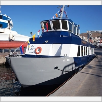 "Naming Ceremony and Delivery of Crew Boat BB3 ""Dimitrias"" to the Hellenic Navy"