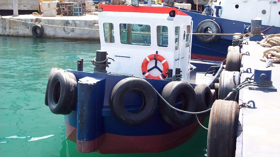 Tugboat CHRISTOS IX