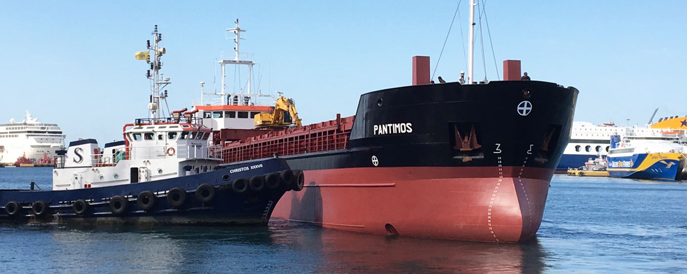 Spanopoulos Sea Transportation