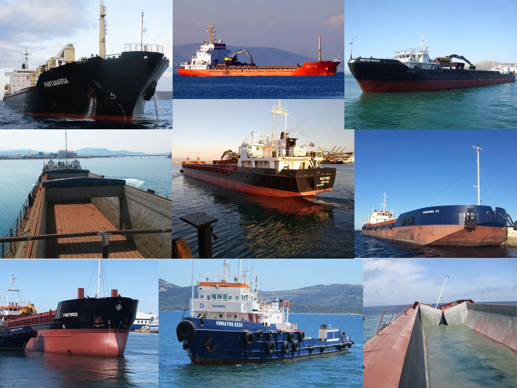 Sea Transportation Fleet