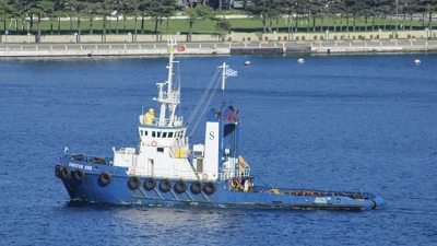 Tugboat CHRISTOS XXII