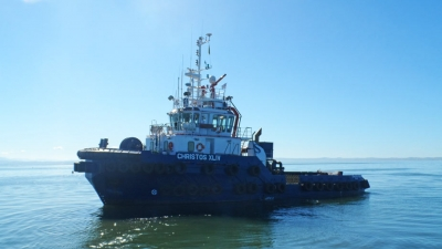 Tugboat CHRISTOS XLIV