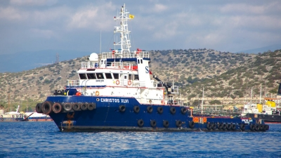 Tugboat CHRISTOS XLVI