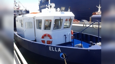 WORKBOAT ELLA