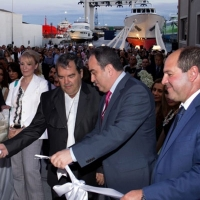 Press Release 2-6-14 | Opening Ceremony of our New Shipyard in Perama