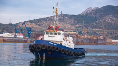 Tugboat CHRISTOS XXXVII