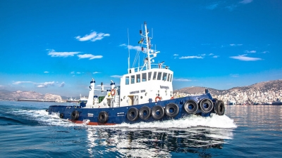 Tugboat CHRISTOS XXVI