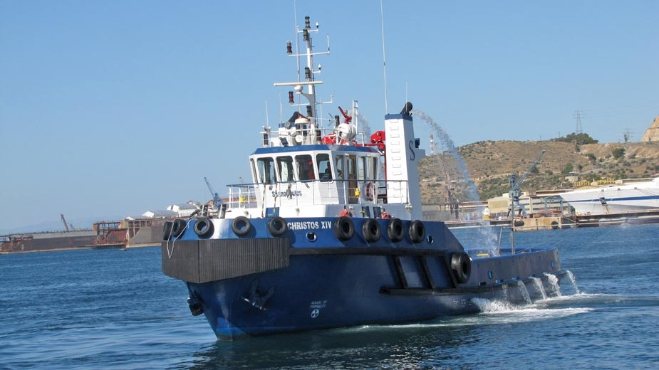 Tugboat CHRISTOS XIV