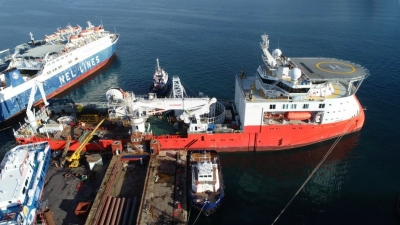 "CONVERSION OF OFFSHORE SERVICE VESSEL ""ARIADNE"""
