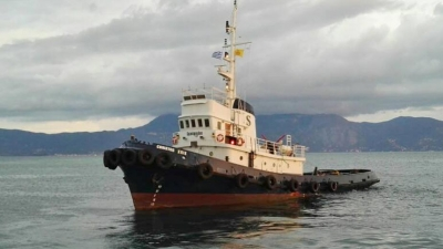 Tugboat CHRISTOS XXIX