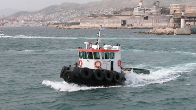 Tugboat CHRISTOS V