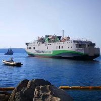 RO/RO PASSENGER FERRY OLYMPUS – GROUNDING INCIDENT