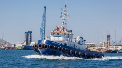 Tugboat CHRISTOS XXXVIII