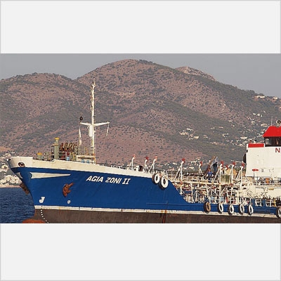 Oil spill M/T Agia Zoni II – anti-pollution