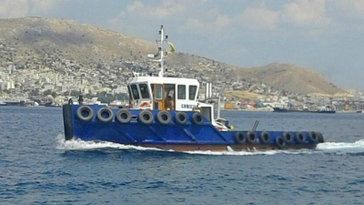 Tugboat CHRISTOS XXVIII
