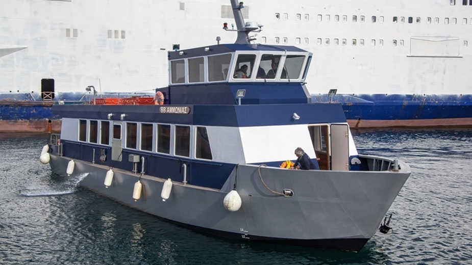 CONSTRUCTION OF 4 PASSENGER VESSELS FOR HELLENIC NAVY