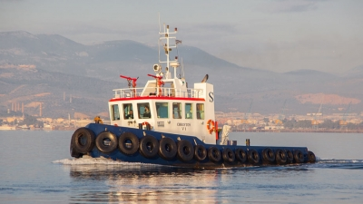 Tugboat CHRISTOS VI