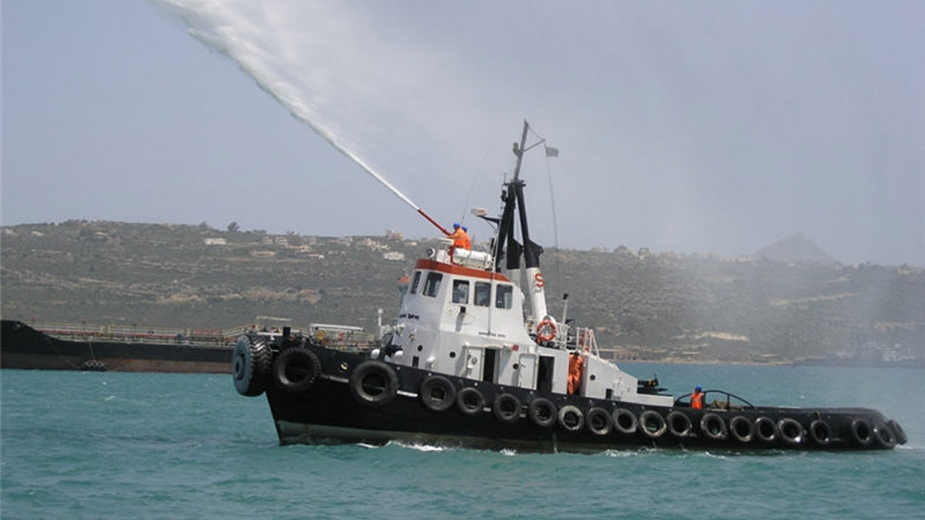 Tugboat CHRISTOS XVII
