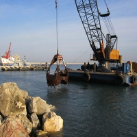 CONSTRUCTION OF TWO (2) NEW PIERS / EAST MEDITERRANEAN