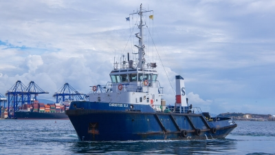 Tugboat CHRISTOS XLI