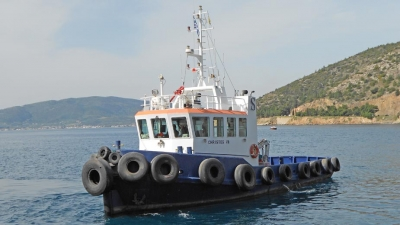 Tugboat CHRISTOS VII