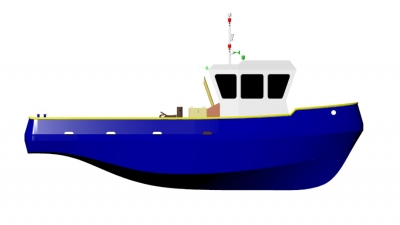 "CONSTRUCTION OF PASSENGER BOATS ""ELEFSIS MI"" & ""ELEFSIS MII"""