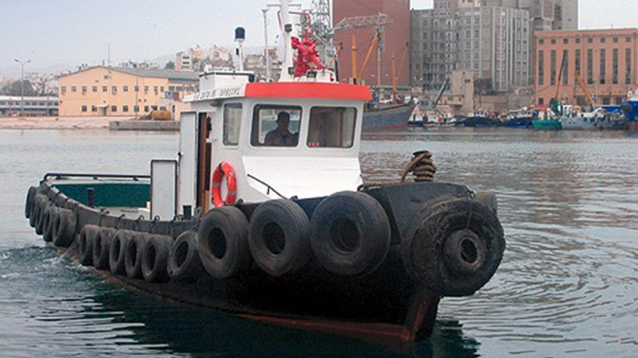 Tugboat CHRISTOS