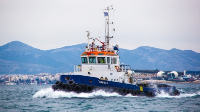 Tugboat CHRISTOS XL