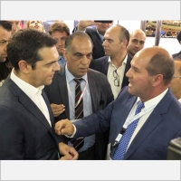 With Compliments for your attendance with us to the Posidonia Exhibition 2018