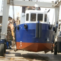 Two Crew Boats have been delivered successfully by New Hellenic Shipyards 16-11-15
