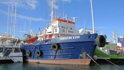 Tugboat CHRISTOS XXXII