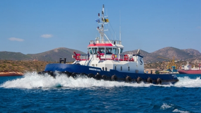 Tugboat CHRISTOS XXXI