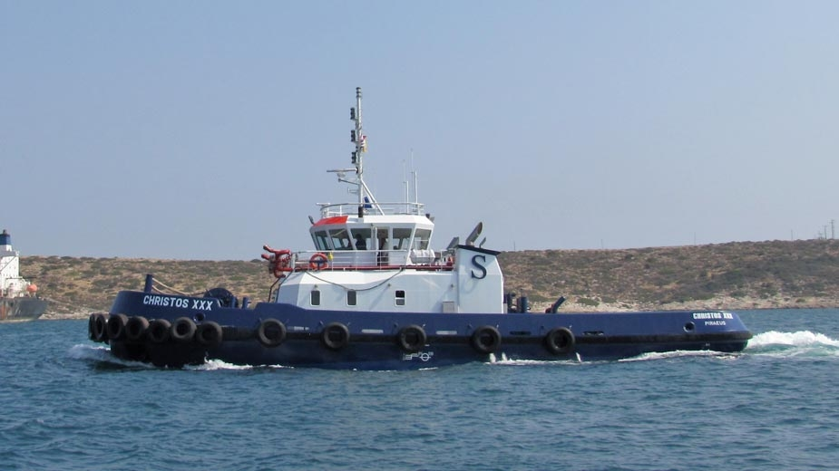 "CONSTRUCTION OF TUG BOATS ""CHRISTOS XXX"" & ""CHRISTOS XXXI"""