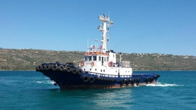Tugboat CHRISTOS XXV