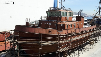 "CONSTRUCTION OF 4 SISTER TUGBOATS ""XLV"" SERIES"