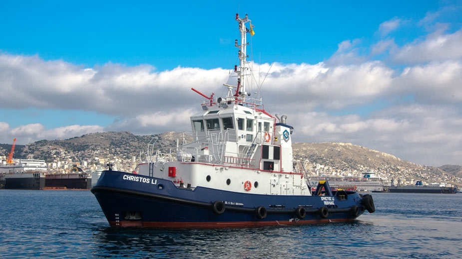 Tugboat CHRISTOS LI