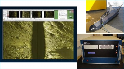 Side Scan Sonar GEOACOUSTICS HDSSS