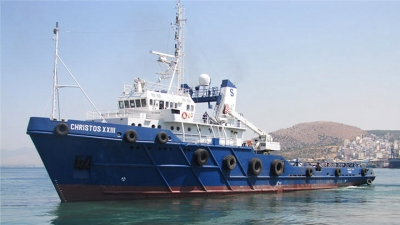 Tugboat CHRISTOS XXIII