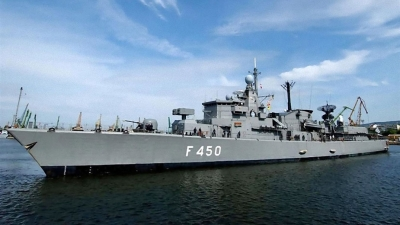 INSTALLATION OF 4 DIESEL GENERATOR SETS ON TYPE S FRIGATES OF THE HELLENIC NAVY