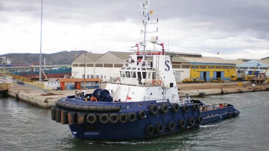 Tugboat CHRISTOS XXXIII